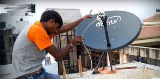 instalar sua antena parabolica