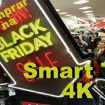 black friday smart tv 4k