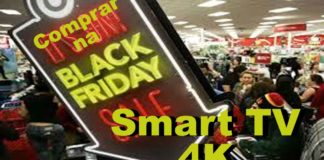 black friday smart tv 4k