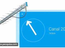 aplicativo instalar antena tv digital terrestre apontamento antena