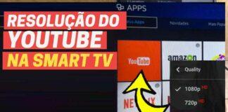 resolução youtube na smart tv 4k