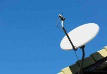 antena parabólica apontada starone c2