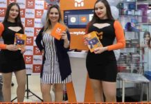 Receptores TV Paraguai Jussara Lunardi