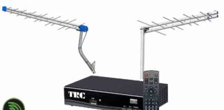 2 antenas mesma tv receptor tv digital terrestre