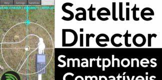 satelite director smartphones celulares compatíveis com satellite director