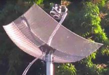 captar banda ku antena grade internet