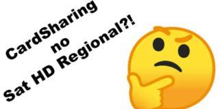 Cardsharing SAT HD Regional