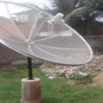 manual fazer antena parabolica