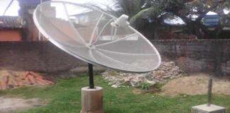Manual construção e conserto antena parabólica