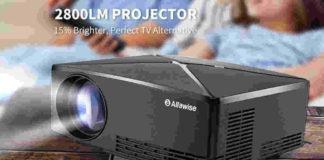 promoção gearbest projetor parcelado sem juros
