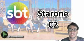 sbt starone c2 tv analógica via satélite