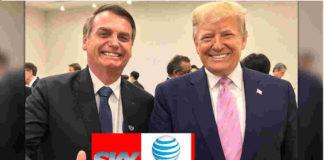 Sky acordo trump bolsonaro