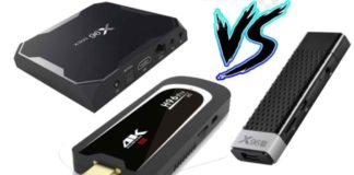 TV Box TV Stick Android