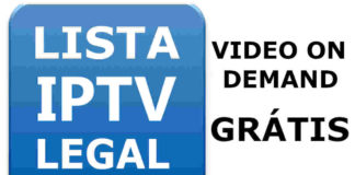 lista iptv legal gratuita video on demand