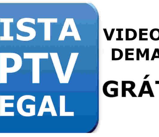 lista iptv legal gratuita video on demand
