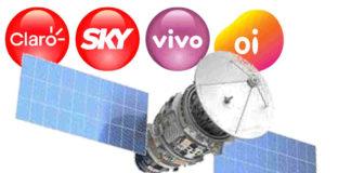 satelite operadoras tv por assinatura