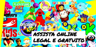 assistir tv grátis discovery kids online
