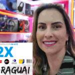 parcelar compras paraguai