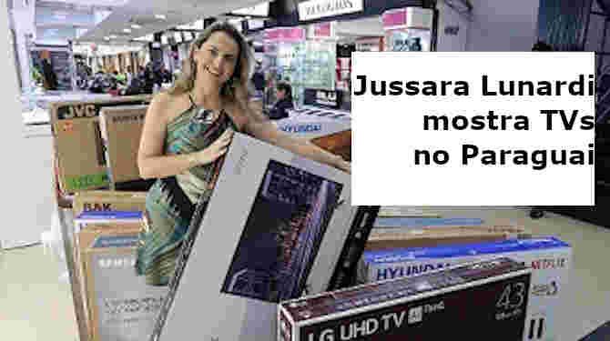 jussara lunardi tvs no paraguai
