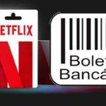 pagar netflix boleto bancário modo seguro