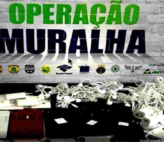 operação muralha recomeçou no paraguai