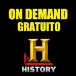 Lista iptv legal on demand history channel