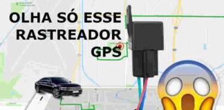 RASTREADOR GPS VEICULAR P3 RELAY