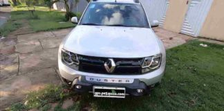 renault duster gopro