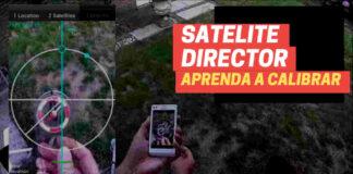 aplicativo gratuito satelite director como calibrar