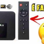 TV BOX TX9 FALSO