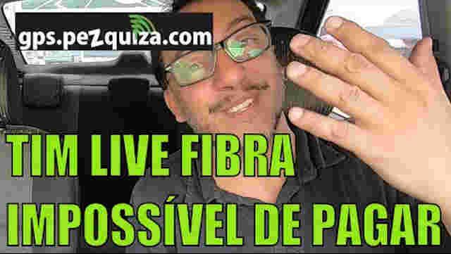 tim live internet fibra