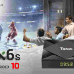 tv box android 10 tx6s tanix