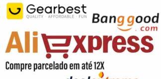 parcelamento aliexpress-banggood gearbest dealextreme picpay