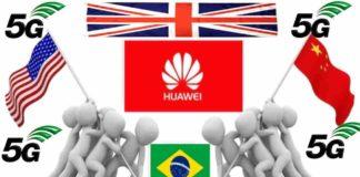 5G Huawei Brasil 35%