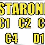 STARONE C1 C2 C3 C4 D1 CANAIS ABERTOS