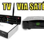 lista receptores tv via satélite paraguai brasil