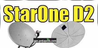 StarOne D2 lançamento Banda C