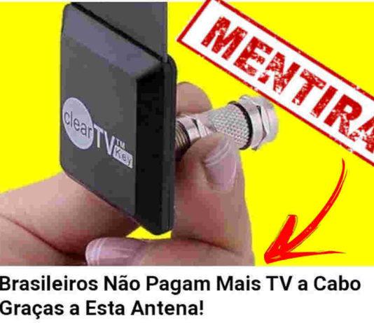 Claar TV Key tv por assinatura de graça antena tv digital terrestre