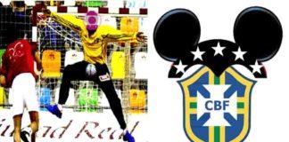 globo futebol cbf disney
