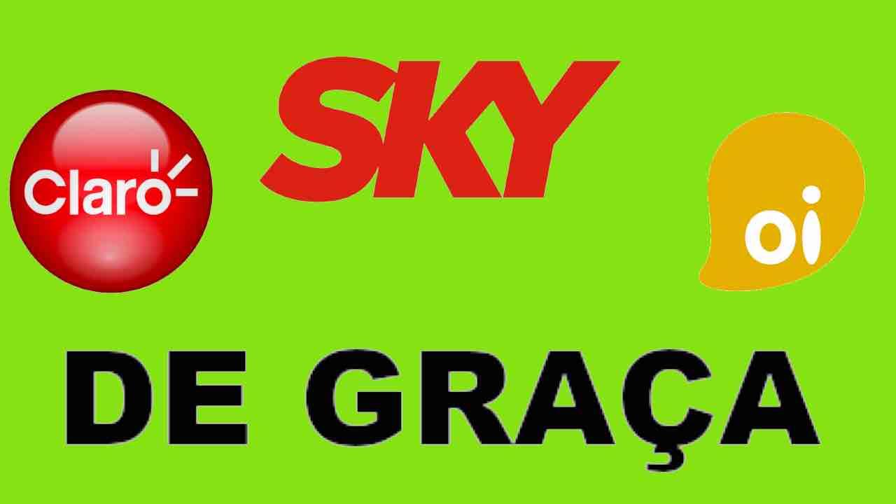 lista canais abertos sky claro tv oi tv coronavirus