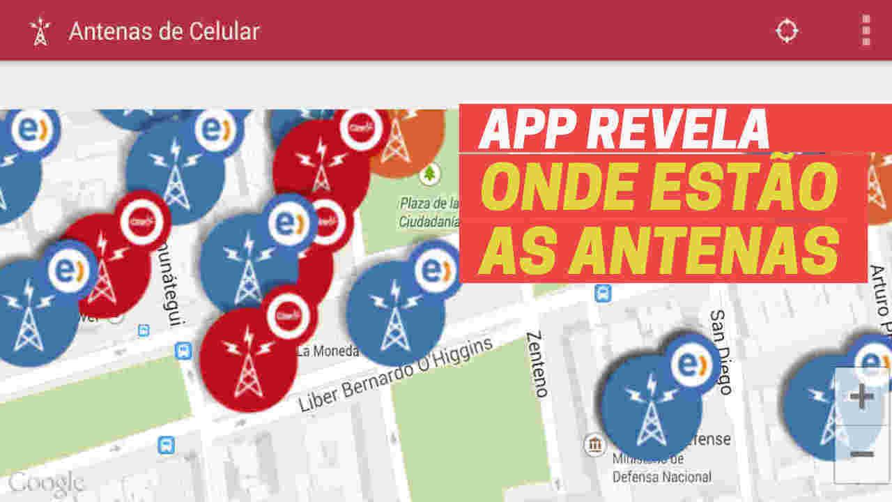 aplicativos de celular antenas operadoras