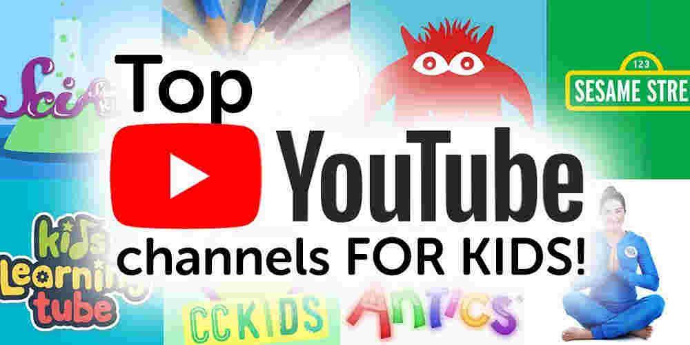 lista canais infantis youtube mais visualizados