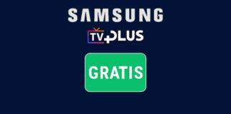 samsung tv plus canais streaming grátis