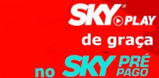 sky play sky pré pago
