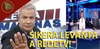 SIKERA LEVANTA REDETV NEWS