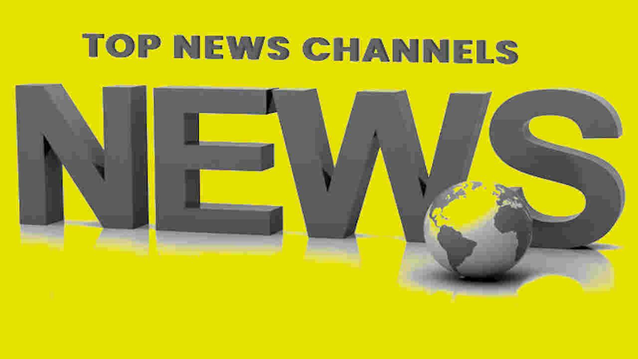 lista principais canais noticias youtube