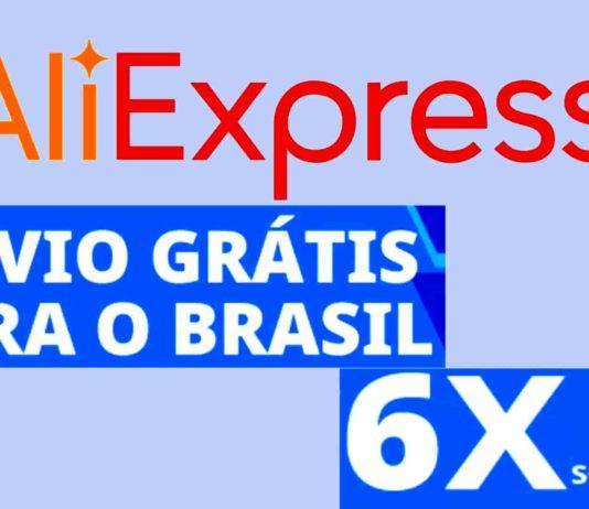 aliexpress parcelamento brasil