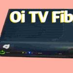 OI TV Fibra lista de canais com numeraÁ§Á£o
