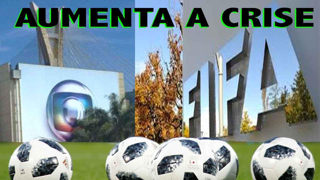 Globo Fifa Contrato Copa do Mundo