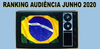 canais mais assistidos junho 2020